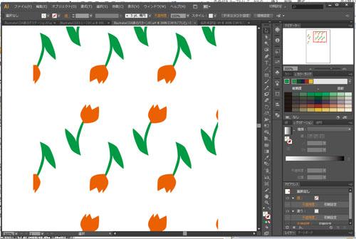 IllustratorCS6キャプチャ画面